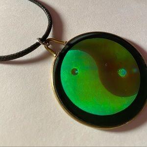 Jewelry - Yin yang necklace